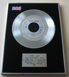 JAM - THE BITTEREST PILL (I EVER HAD TO SWALLOW) PLATINUM Single Presentation Disc